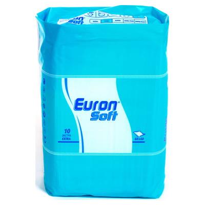 Euron Одноразовые пеленки Soft Extra 90x60, 10 шт 5411416009146 в ...