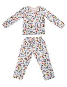 Купить. ЗАБОТЛИВАЯ МАМА Пижама для мальчика Маленький водитель р-ры 92 ac0f070438805