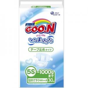 Купить. Goo.N Подгузники для маловесных новорожденных до 1 кг, 30 шт  4902011741421 3837c2e5f5f